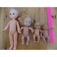 Куклы по 4 р за 1 шт