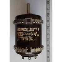 Резистор переменный многооборотный. 20 КОм.