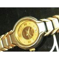 Новые женские японские часы Rivoli Gold 999.9