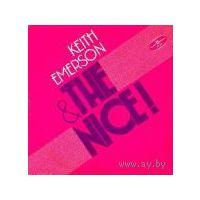 LP Keith Emerson & The Nice (1975) Psychedelic Rock, Prog Rock