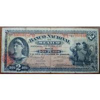 Мексика, 1 песо 1913 год, S256
