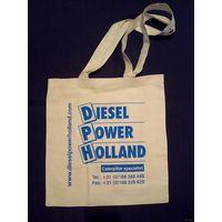 Сумка мешок Diesel Дизель тряпичная авоська на плечо