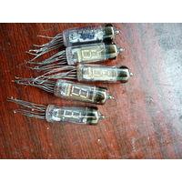 Индикаторные лампы ИВ-6