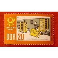 Германия. Почта Германии. ( 1 марка ).