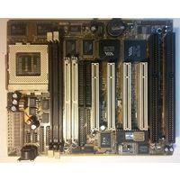 Ретро-раритет 90-х, Материнская плата INTEL TMF M21 94V-0 socket 7