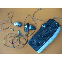 Клавиатура и мыши для компьютера