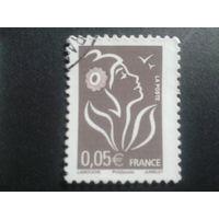 Франция 2005 стандарт 0,05
