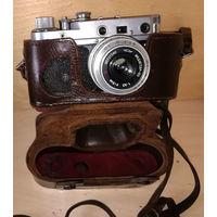 Фотоаппарат Зоркий-2С 1957 г.