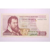 Бельгия, 100 франков 1968 год