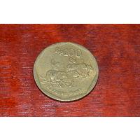 Индонезия 100 рупий 1996
