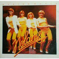 The Nolans /Making Waves/1980,Epic,JAPAN, LP, NM