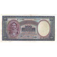 Греция 500 драхм 1939 года. Состояние XF!