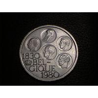 500 франков 1980 года
