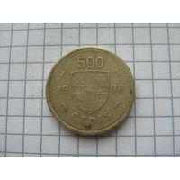 Гана 500 седи 1998г.