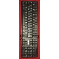 Клавиатура CROWN CMK-320 Black USB