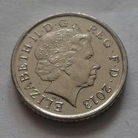 5 пенсов, Великобритания 2013 г.