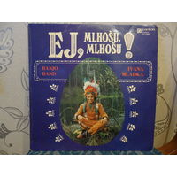 Banjo Band Ivana Mladka - Ej, milhosu, milhosu! - Panton, Чехословакия - 1979 г.