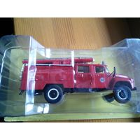 Обменяю ЗиЛ-130 ATS40 CUBA 1:43 Ixo Hachette Fire engine truck firefighters