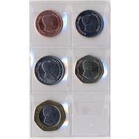 Иордания комплект монет