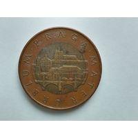 50 крон 1993 года. Чехия. Монета А3-3-10