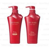 Shiseido Tsubaki Extra Moist шампунь плюс кондиционер по 500 ml