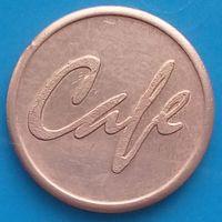Токен для кофейного аппарата STEINGLER (ГЕРМАНИЯ)