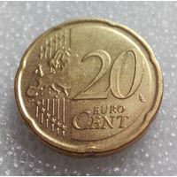 20 евроцентов 2014 Латвия #01
