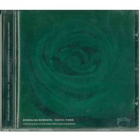 CD Various - Sparkling Moments: Tokyo/Paris (2005) Lounge, Lo-Fi, Downtempo