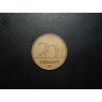 Венгрия 20 форинтов 1994