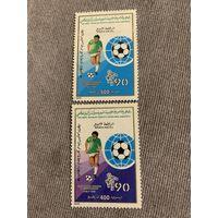 Ливия 1990. Чемпионат мира по футболу Италия-90
