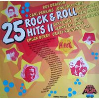 25 Rock And Roll Hits 2  1973, Stemra, Holland, LP, VG+