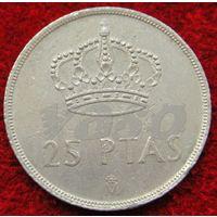 6883:  25 песет 1983 Испания