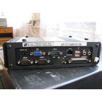 ПК (12В 15Вт) RAM1Gb CPU Atom N270 HDD SATA 20Gb, тихий(без вентиляторов), корпус Al