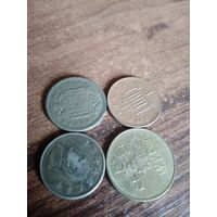Монеты 100
