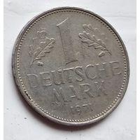 """Германия 1 марка, 1971 """"G"""" - Карлсруэ 1-2-19"""