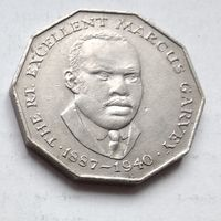 Ямайка 50 центов, 1984 4-15-17
