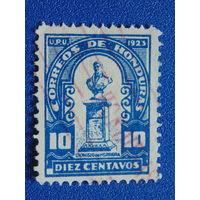 Гондурас 1923 г. Архитектура.
