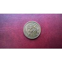 Австралия 2 цента, 1974г. (а-6)