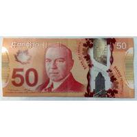 Канада 50 $ 2012г.