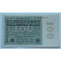 Германия Нотгельд 100 000 000 марок Берлин 1923