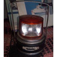 Старый советский фонарь.