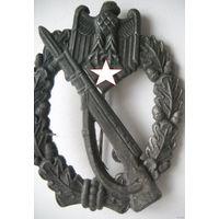Знак Infanterie Sturmabzeichen.