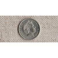 Австралия 5 центов 2004/фауна(Uss)