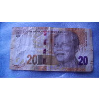 ЮАР 20 рандов. распродажа