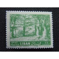 Ливан. Флора.