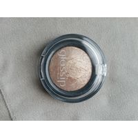 Тени для век Glossip Make Up Wet&dry Baked Eyeshadow Pure Colour Effect