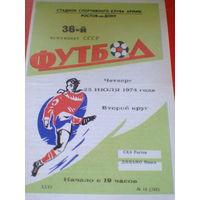 25.06.1974-СКА Ростов--Динамо Минск