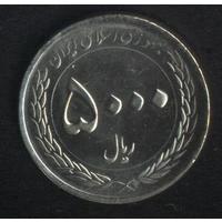 Иран 5000 риалов 2015 г. Мавзолей Имам Реза (*). Сохран!!!