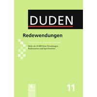 Duden-11. Redewendungen