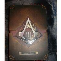 Assassins Creed-3 коллекционное издание X-BOX 360